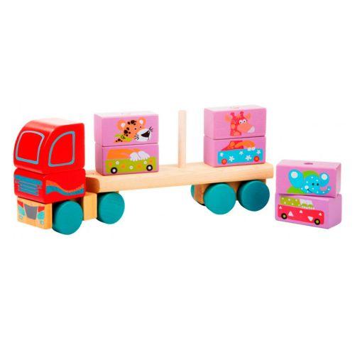 Ķieģeļu kravas automašīna LM-14