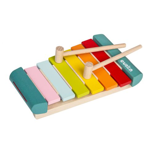 Educational wooden game Xylophone LKS-1