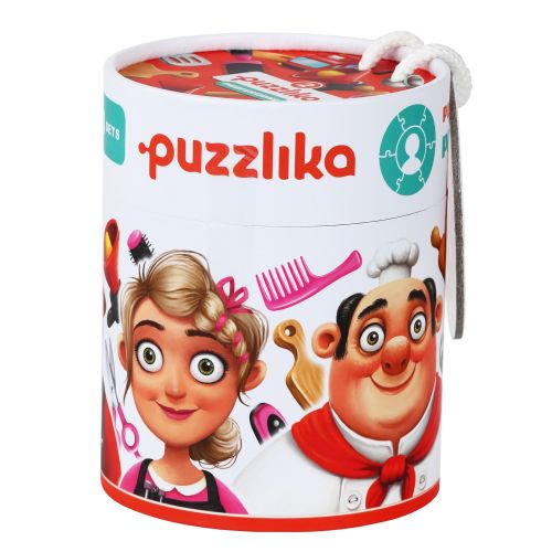 Educational puzzle Profession - 2