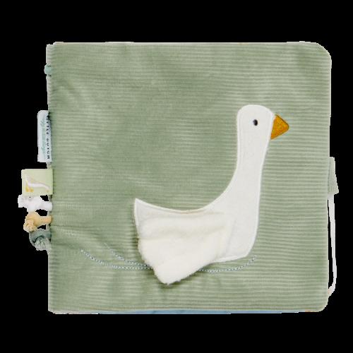 Mīkstā grāmata Little Goose