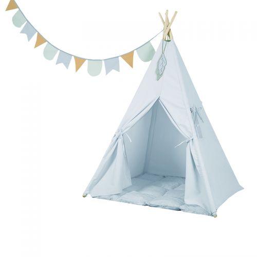Koka attīstošā spēle Pārjume-telts ´Blue´