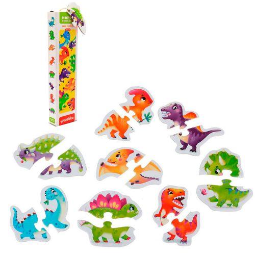 Laimīgi dinozauri