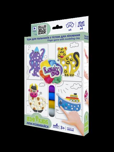 Play dough Set - Edu kids Finger games_1