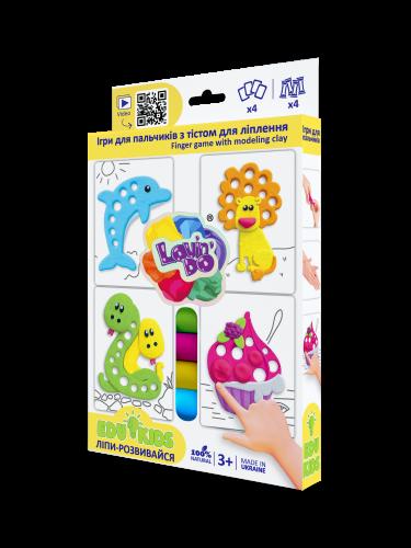 Play dough Set - Edu kids Finger games_2