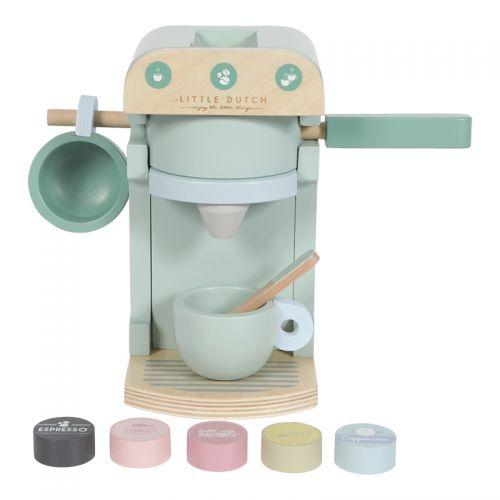 Koka rotaļu kafijas automāts