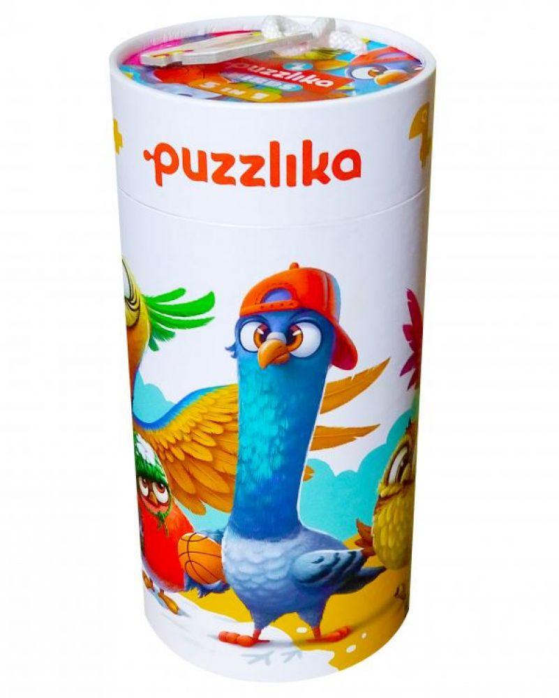Attīstošā puzle 5-1 Putni