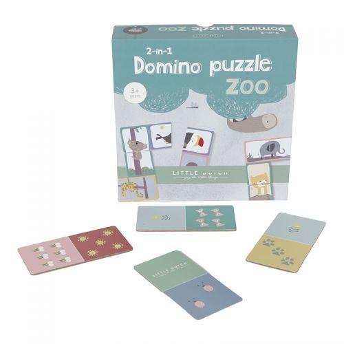 Domino Zoo 2-in-1
