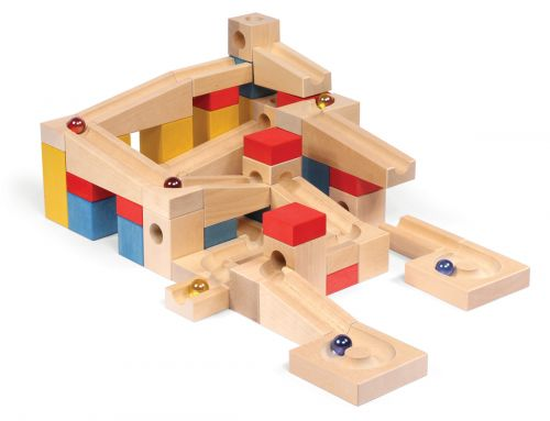 Koka Marble Run XL Set 68 Parts