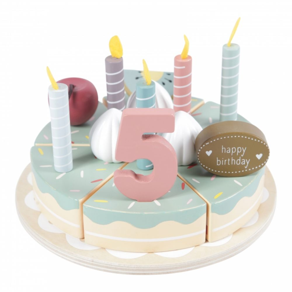 Koka attīstošā spēle Dzimšanas dienas kūka XL