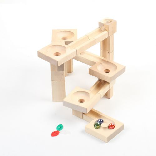 Koka Marble Run Fix&Lock Twister edition