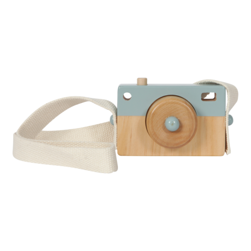 Educational wooden game Wooden camera