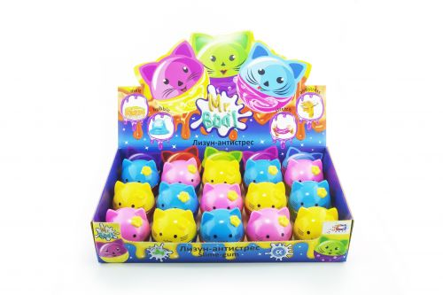Slime anti-stress - Slime-gum Kitty