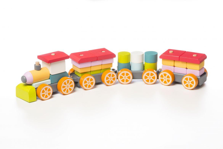Traukinukai