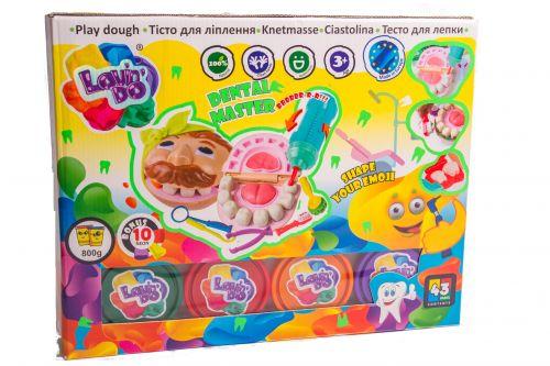 Play dough Set Dental Master