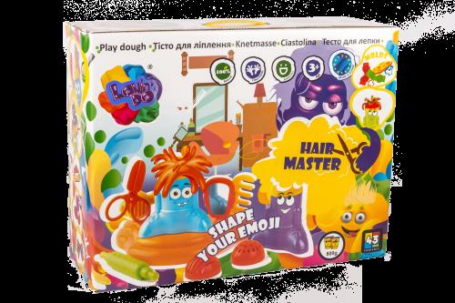 Play dough Set Hair Master