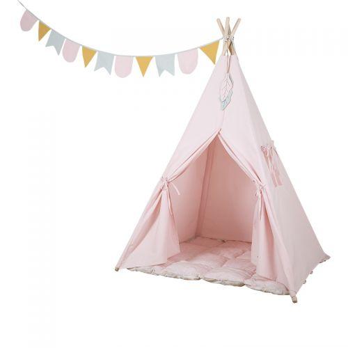 Koka attīstošā spēle Pārjume-telts ´Pink´